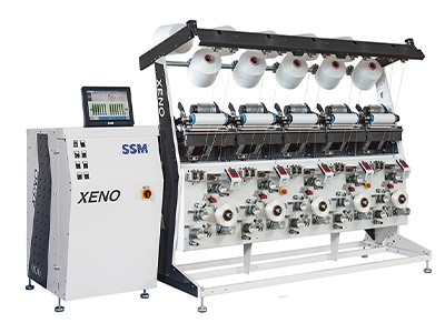 Fig.7: SSM XENO-AC air covering machine